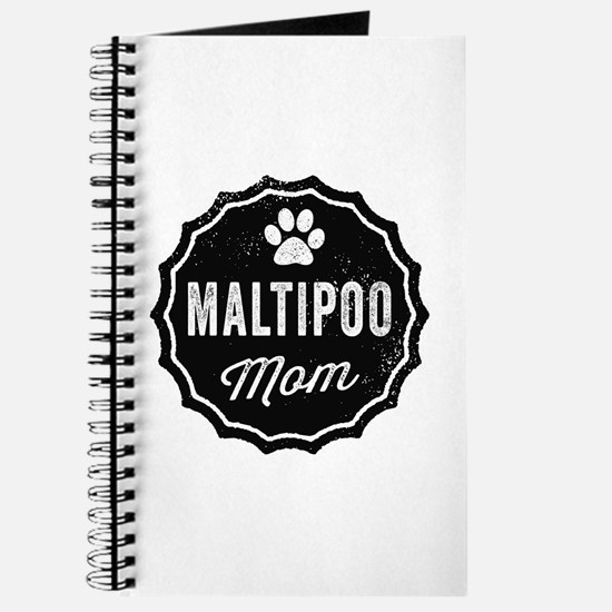 Maltipoo Mom Journal