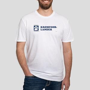 KROMFOHRLANDER Fitted T-Shirt