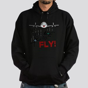 'Time To Fly' Sweatshirt