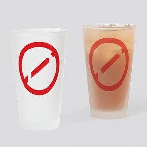 Anti PC Reversed Drinking Glass