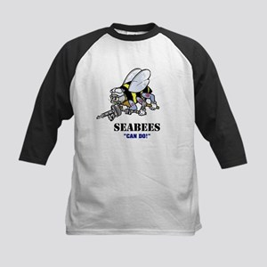 "SEABEES ""Can Do"" Baseball Jersey"