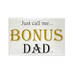 Bonus Dad Magnets Gold