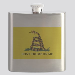 Dont Trump On Me Flask