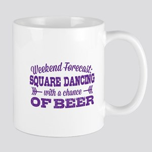 Square Dancing and Beer Mugs