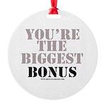 Bonus Round Ornament