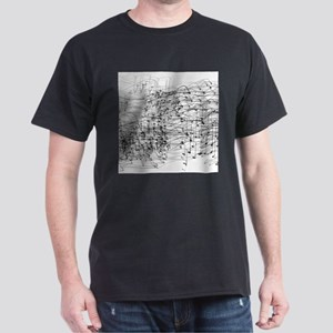 Staccato Music Sound Abstract T-Shirt