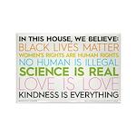 #kindnessiseverything Rectangle Magnet Magnets