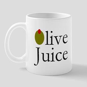Olive Juice Mug