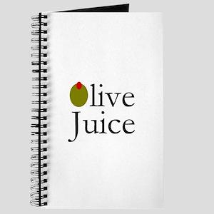 Olive Juice Journal