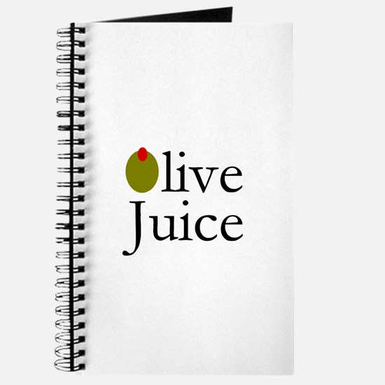 Olive Juice Journal