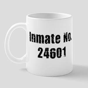 Inmate Number 24601 Mug