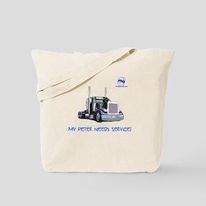 My Peter needs service! Tote Bag