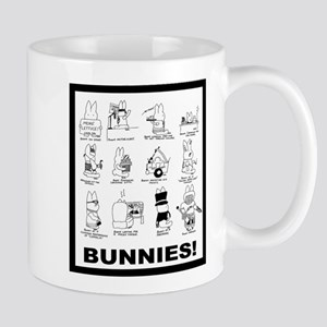 Bunnies! Mugs
