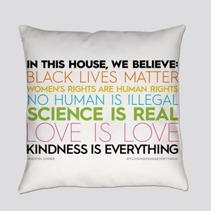 #kindnessiseverything Everyday Pillow