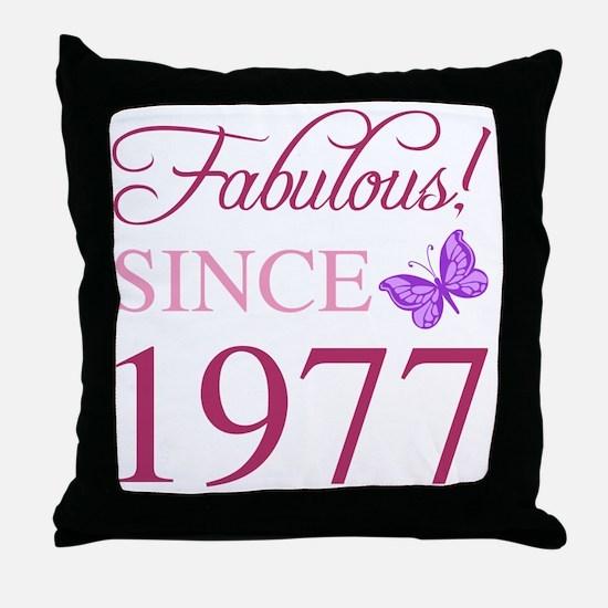 Cute Fabulous Throw Pillow