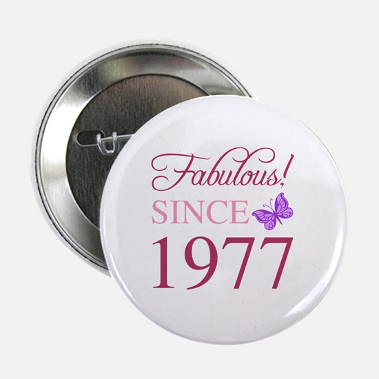 """Cool 1977 2.25"""" Button"""