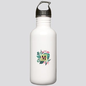 Personalized Flamingo Stainless Water Bottle 1.0L