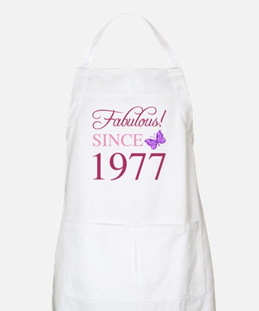 Fabulous Since 1977 Apron