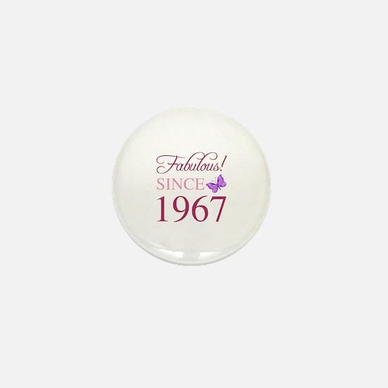 Cute Birth year Mini Button