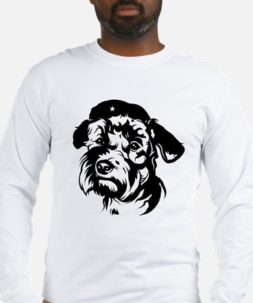 schnoodle_no_text Long Sleeve T-Shirt