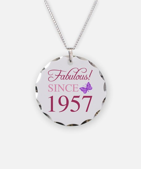 Cute 60th birthday for women Necklace