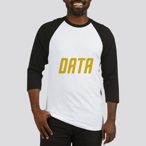 team_data_dark Baseball Jersey