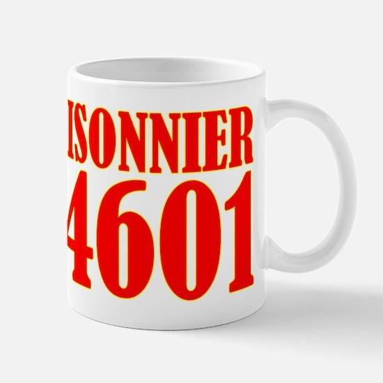 Prisonnier 24601 Mugs