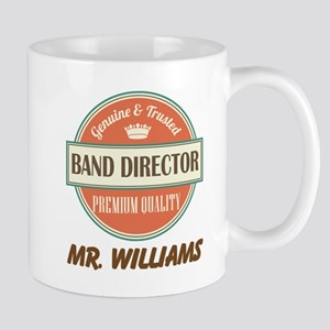Marching Band Director Personalized Mugs