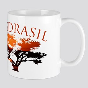 Yggdrasil- The World Tree Mugs