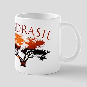 Yggdrasil- The World Tree Mugs