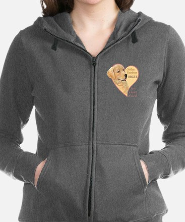 Golden Retriever RESCUE Sweatshirt