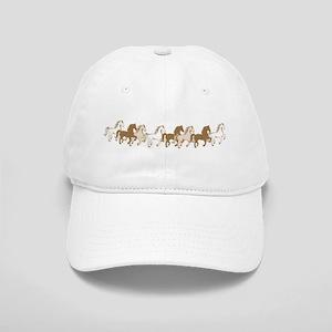Pretty Ponies Baseball Cap