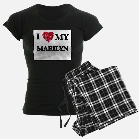 I love my Marilyn Pajamas