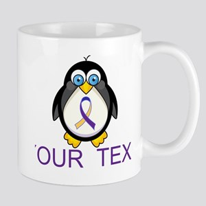 Personalized Bladder Cancer Mugs