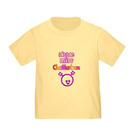 Little Miss Chatterbox Toddler T-Shirt