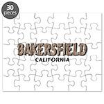 Bakersfield California Puzzle