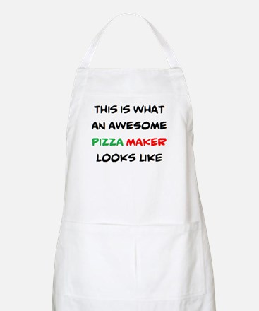 awesome pizza maker Apron
