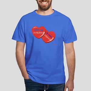 HEBREW I AM MY BELOVED Dark T-Shirt