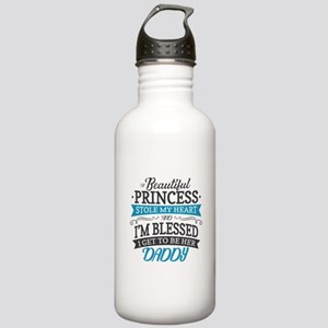 Stole Daddy's Heart Stainless Water Bottle 1.0L