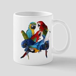 Parrots Mugs