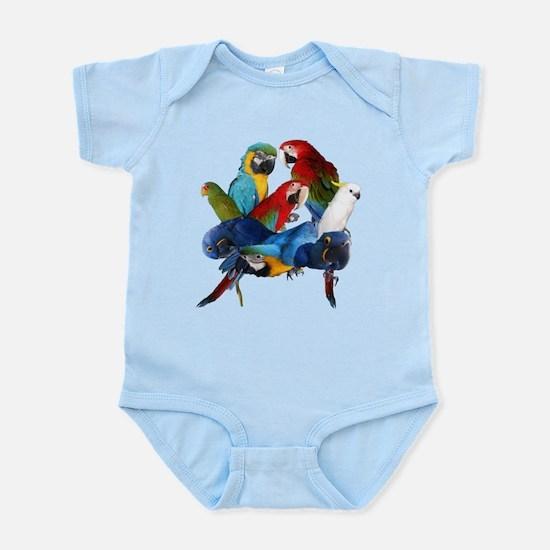 Parrots Body Suit