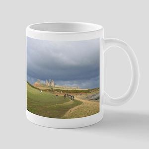 Dunstanburgh Castle Mug
