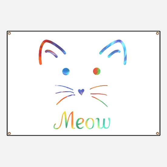 Meow Banner
