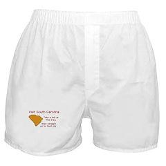 Visit South Carolina..Such As Boxer Shorts