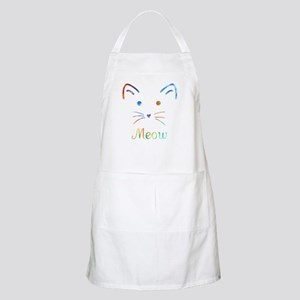Meow Light Apron