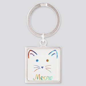 Meow Keychains