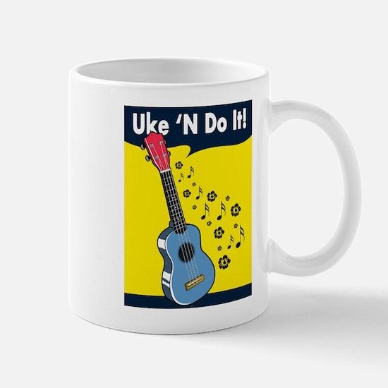 Uke 'N Do It! Mugs