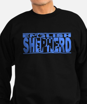 Hidden English Shepherd Sweatshirt