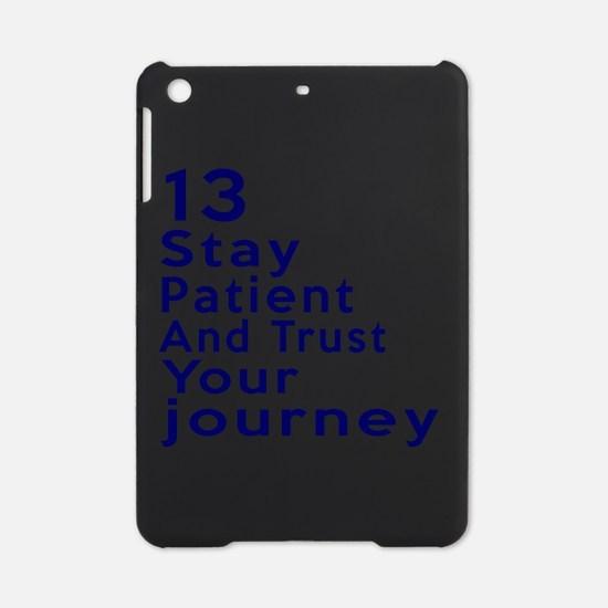 Awesome 13 Birthday Designs iPad Mini Case