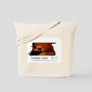 Shiba Inu I Benkai Tote Bag